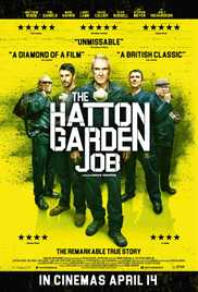 The Hatton Garden Job - BRRip