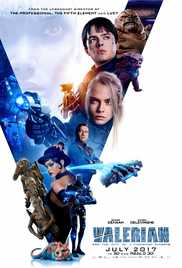 Valerian and the City of a Thousand Planets - BRRip