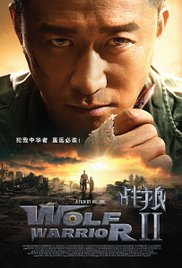 Wolf Warrior 2 - BRRip