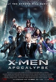 X-Men - Apocalypse - BRRip