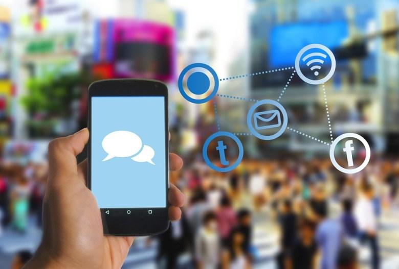 como atrair clientes - conexões com o seu site via smartphone