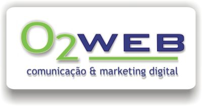 o2web web marketing logomarca