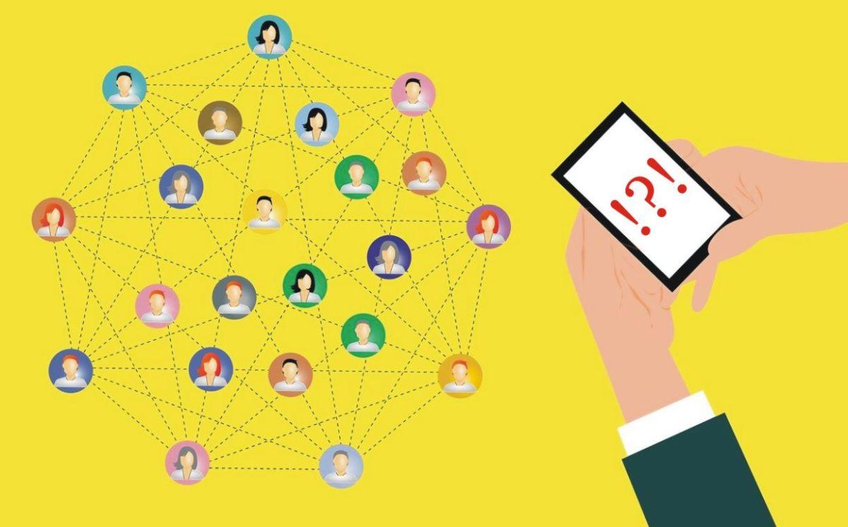 mídias como você se comunica nas sociais
