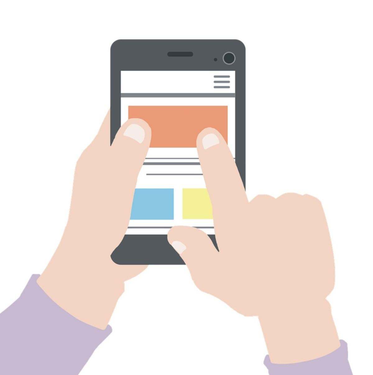 objetivos da campanha para apps