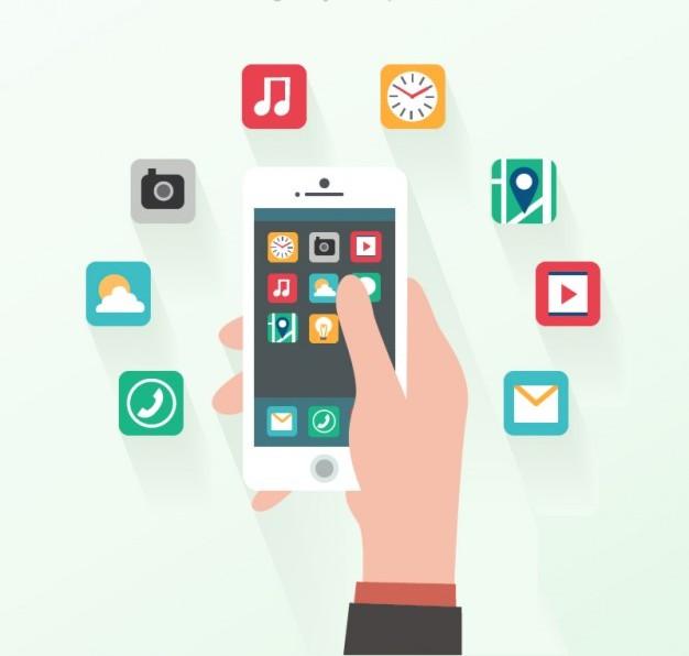 objetivos da campanha de aplicativos