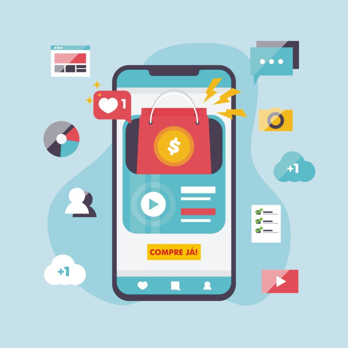 campanha universal para apps