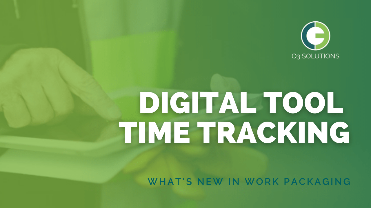 Digital Tool Time Tracking