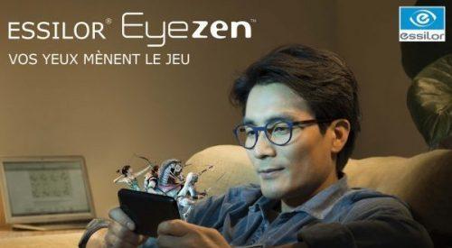 Essilor Eyezen, le verre conçu pour la vie connectée