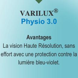 verres essilor varilux physio 3 EPS bayonne