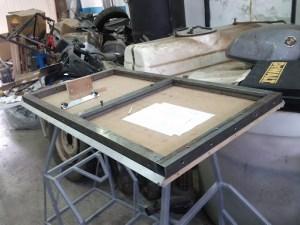 Bancada CNC Casera