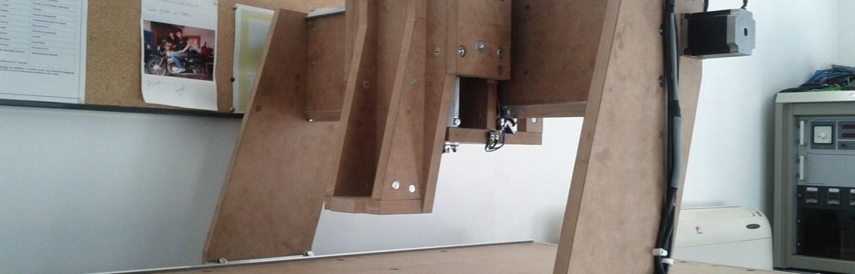 Construcción del CNC
