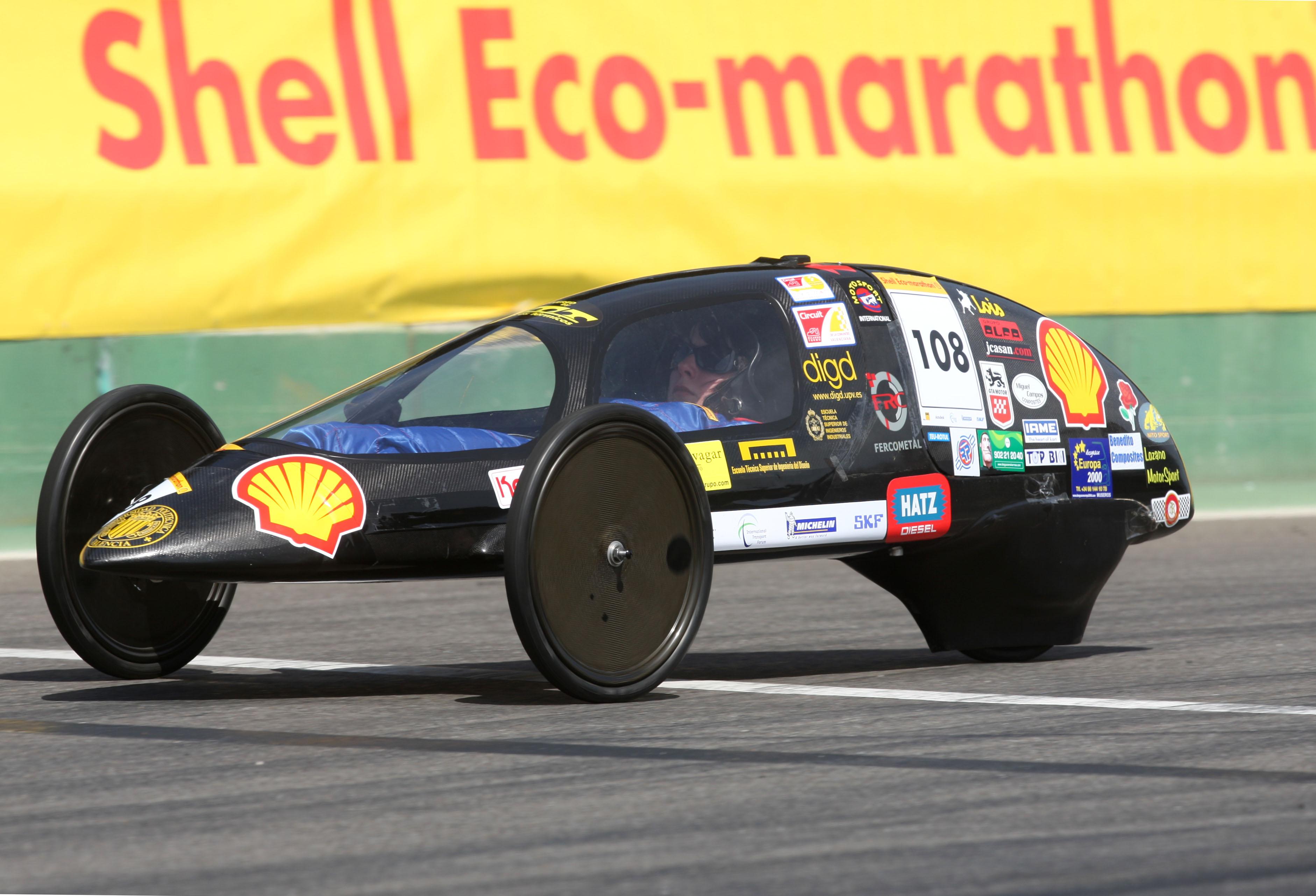 1- Que es la Shell Eco-Marathon?