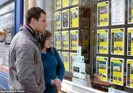First time buyers will borrow a record 10billion from the Bank