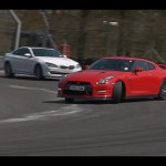 2013 Nissan GT-R vs Alpina B6 on track and road – autocar.co.uk