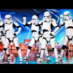 Boogie Storm make Simon's dream come true!   Auditions Week 5   Britain's Got Talent 2016