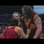 Closing Moments of Abyss vs James Storm