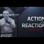 Fight Night Boston: Action and Reaction – Dennis Siver