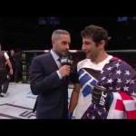 Fight Night Nashville: Beneil Dariush Octagon Interview