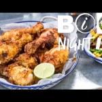 Gourmet Fried Chicken Recipe | Big Night In