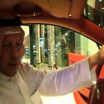 Hasan Kutbi Attending the Launch of The New Bentley GT-Jeddah 2