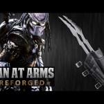 Predator Blades (Alien vs. Predator) – MAN AT ARMS: REFORGED