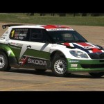 Skoda Fabia S2000 rally car – Will it Drift?