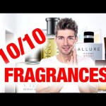 Top 10 Most Complimented Fragrances 2016