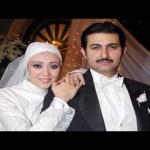 شاهد زوجة ياسر جلال المحجبة ولن تصدق من هو الفنان المشاكس اخوه…!!