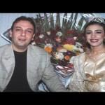 صور زفاف جنات قبل الشهرة على الملحن محمد ضياء ولن تصدق انها هى جنات