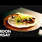 Spiced Grilled Chicken Wraps – Gordon Ramsay