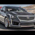2016 Cadillac CTS-V Hot Lap! – 2015 Best Driver's Car Contender