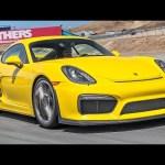 2016 Porsche Cayman GT4 Hot Lap! – 2015 Best Driver's Car Contender