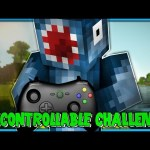 Minecraft Xbox – UNCONTROLLABLE CHALLENGE! [1] W/Stamps