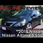 2015 Nissan Altima 3.5SL – Redline: Review