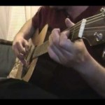 Unknown Soldier Guitar Cover (The Doors)