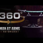 Genji's Sword Assembly & Demo in 360° (4/4)  – Overwatch – MAN AT ARMS: REFORGED