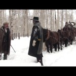 THE HATEFUL EIGHT B-roll Footage – Behind The Scenes (2015) Quentin Tarantino Western Movie HD