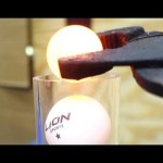 RHNB-Celluloid Ping Pong Balls (In a Tube)