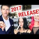 New Men's Fragrances 2017