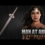 Wonder Woman – God Killer Sword – MAN AT ARMS: REFORGED