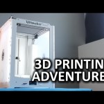 Ultimaker 2 Extended – Our First 3D Printer