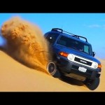 Wind, Sand & Fire: 2014 Toyota FJ Cruiser Takes A Last Desert Ride! – Epic Drives Ep. 27