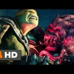 Teenage Mutant Ninja Turtles 2 (2016) – Fighting Krang Scene (10/10) | Movieclips