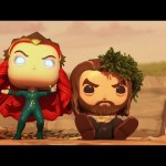 "Aquaman Funko Pop! Vinyl Animated Short ""Lost Relic"" – Exclusive Premiere"