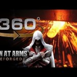 Forging The Sword of Altair in 360° – Assassin's Creed – MAN AT ARMS: REFORGED