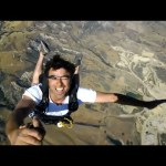 Project Glass: Skydiving Demo at Google I/O 2012