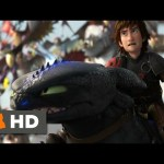 How to Train Your Dragon 2 (2014) – Toothless vs. The Bewilderbeast Scene (10/10) | Movieclips