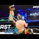 Fenix & Rich Swann LIGHT IT UP Tonight on IMPACT! 8 pm ET