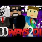 Minecraft 100 Ways To Die | Baby Food Challenge [15]