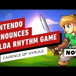 Zelda Rhythm Game Announced for Switch – IGN Now